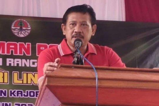 Pemkab Magelang tak pernah terbitkan izin tambang di Merapi