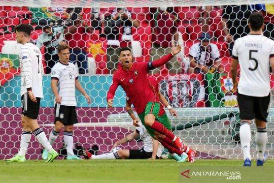 Ulasan Euro 2020: Portugal versus Prancis