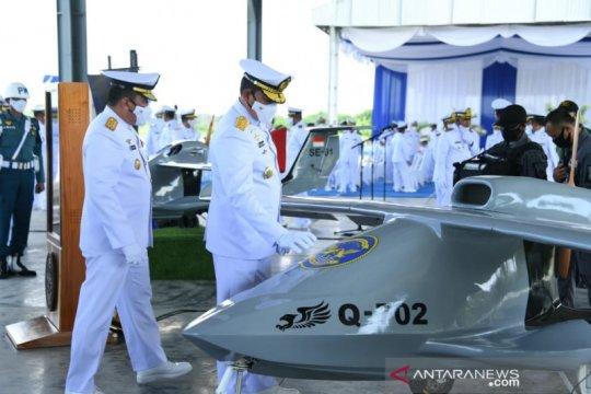 Kasal: TNI Angkatan Laut pertajam kekuatan pesawat udara tanpa awak
