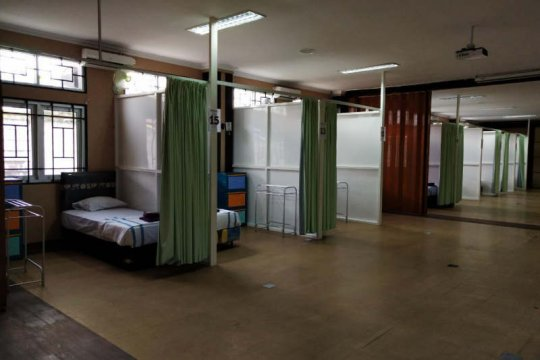 Pasien COVID-19 di Kota Semarang tembus 2.000 orang