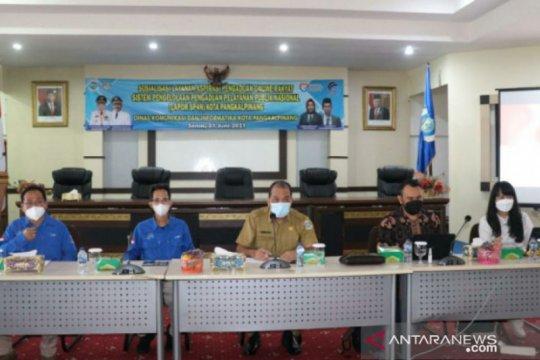 Diskominfo Pangkalpinang sosialisasikan LAPOR SP4N bersama Kementerian PAN-RB