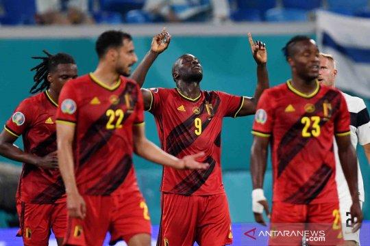 Belgia sempurnakan perjalanan fase grup dengan bekuk Finlandia 2-0