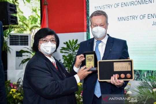 Indonesia-Ceko tingkatkan kerja sama perlindungan keanekaragaman hayati dan lingkungan