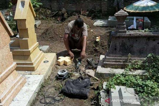 Polresta Surakarta usut kasus pengrusakan makam Cemoro Kembar