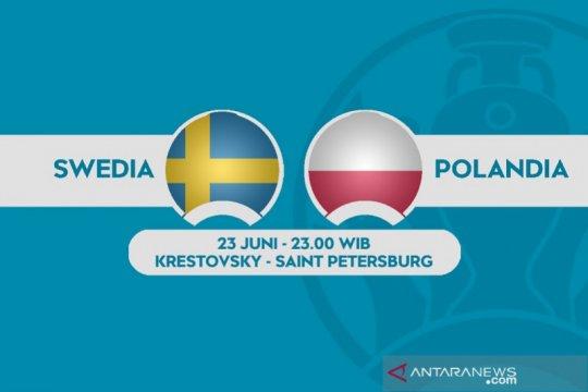 Polandia harus fokus lawan Swedia bak final