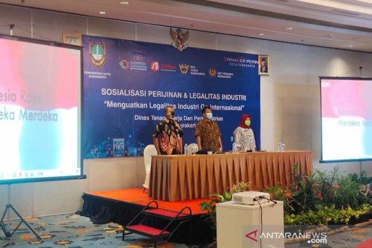 Disnakerperin Surakarta fasilitasi IKM supaya  mendunia