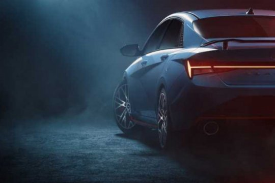 Hyundai Motor Co perkenalkan model performa tinggi Avante N