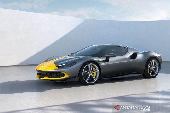 Ferrari luncurkan mobil sport terbarunya 296 GTB