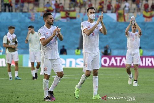 Spanyol mencukur Slovakia 5-0