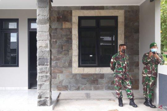 Mabes TNI AD siapkan rumah siap huni untuk prajurit yang bertugas di Papua