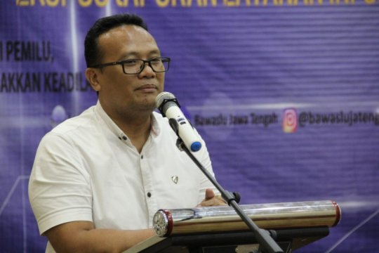 110 ASN Jateng disanksi akibat tidak netral Pilkada 2020