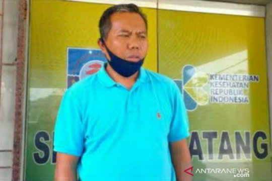 1.080 pasien COVID-19 di Bangka Selatan sudah sembuh