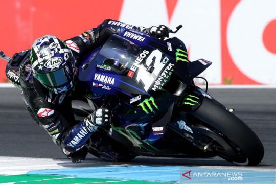 Berakhir, Maverick Vinales putuskan berpisah dengan Yamaha di MotoGP 2022