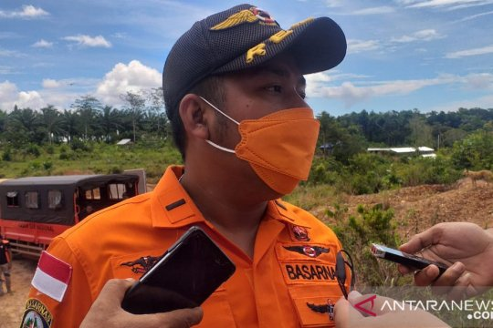 Basarnas upayakan evakuasi dua penambang timah yang tertimbun di kedalaman 28 meter