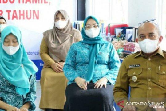Wali Kota Pangkalpinang ikuti dialog peringatan Harganas bersama Wakil Presiden
