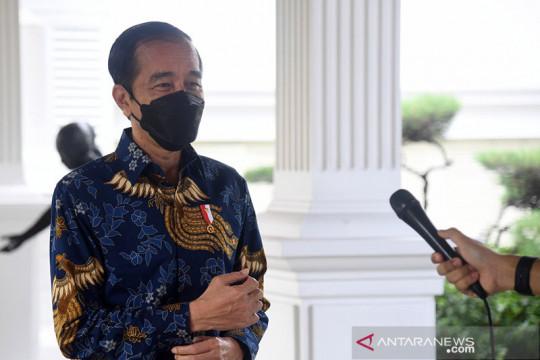 Presiden Jokowi: PPKM darurat diterapkan 3 hingga 20 Juli khusus Jawa-Bali