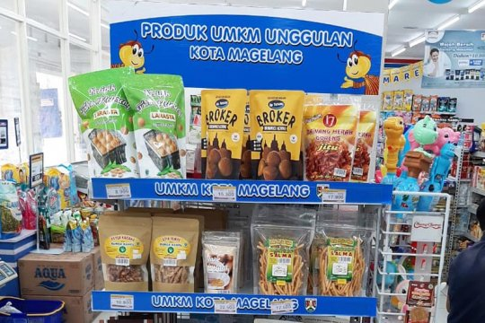 Disperindag Kota Magelang fasilitasi UMKM perluas pasar