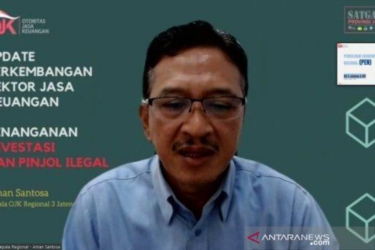 OJK blokir ribuan pinjol dan investasi ilegal
