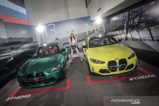 Peluncuran BMW M3 dan M4 Competition