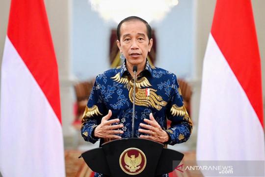 Presiden Jokowi minta bantuan perlindungan sosial segera disalurkan pekan ini