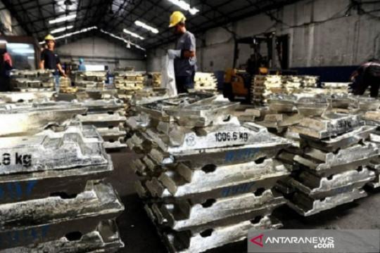 BPS: ekspor timah dan nontimah Babel naik 157,40 persen