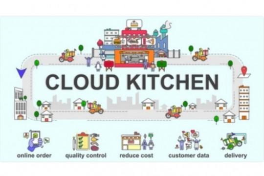 """Industri layanan makanan dipaksa beralih ke """"cloud kitchen"""""""