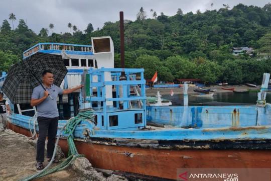 Imigrasi pertanyakan keberadaan kapal Iran di Sabang ke Kedubes