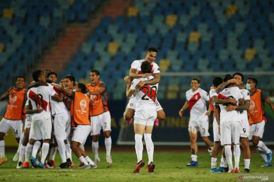 Peru melaju ke semifinal Copa America usai singkirkan Paraguay