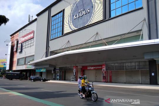 Pusat perbelanjaan nonsembako di Kudus tutup selama PPKM darurat