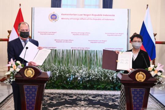 Indonesia-Rusia finalisasi kerja sama kesehatan untuk produksi vaksin