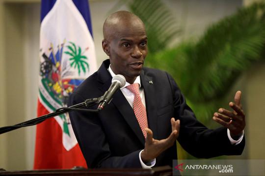 Haiti resmi lantik PM baru pasca pembunuhan Presiden Moise