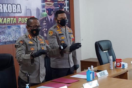 Polisi sita 0,78 gram sabu saat tangkap Nia Ramadhani