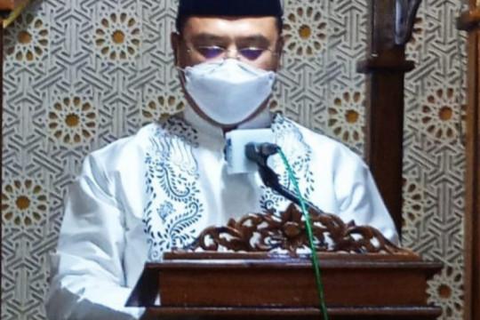 Gubernur Bangka Belitung ajak umat Islam berkurban