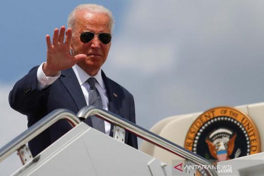 Joe Biden: siswa yang sudah divaksin tak perlu bermasker