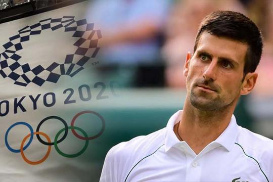 Novak Djokovic ragu ikut Olimpiade Tokyo
