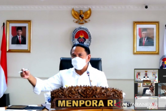 Presiden Jokowi akan putuskan kehadiran penonton PON XX pada September