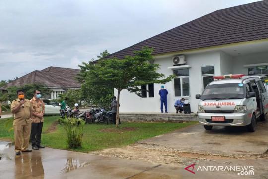Bupati Belitung lepas kepergian tenaga medis pertama yang gugur akibat COVID-19