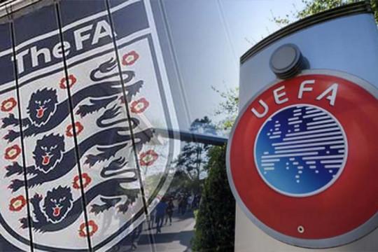 UEFA selidiki disipliner terhadap Inggris pada final Euro 2020