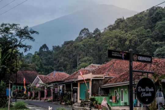 Menparekraf: desa wisata simbol kebangkitan ekonomi Indonesia