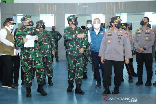 MUI bekerja sama dengan TNI-Polri gelar vaksinasi COVID-19 bagi masyarakat