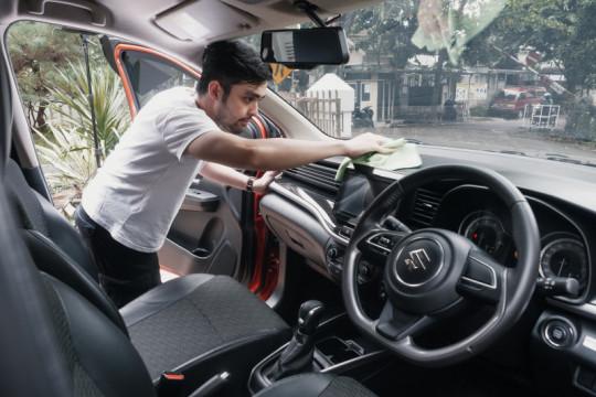 Tips menjaga kondisi dan kebersihan mobil selama di rumah aja