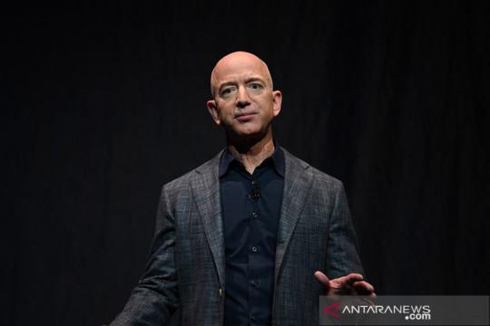 Jeff Bezo tak cemas jelang terbang ke luar angkasa