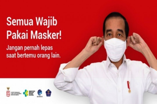 Semua Pakai Masker!
