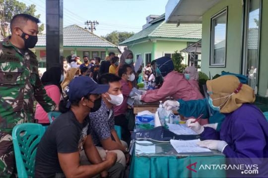 Realisasi vaksinasi COVID-19 di Belitung capai 50,85 persen