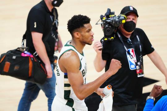 Milwaukee Bucks jadi juara baru NBA