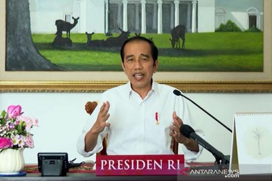 Presiden telah perintahkan menteri segera salurkan bansos