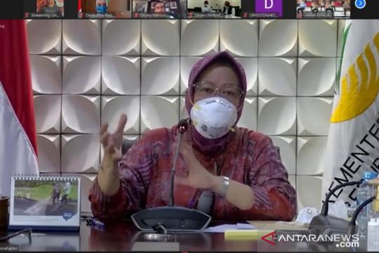 Tri Rismaharini: jangan sepelakan peringatan bencana dari BMKG