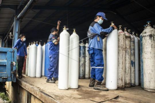 IDI: meningkatnya kebutuhan oksigen adalah indikator kasus COVID-19
