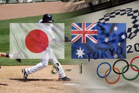 Sofbol Jepang taklukkan Australia dalam pertandingan perdana Olimpiade Tokyo