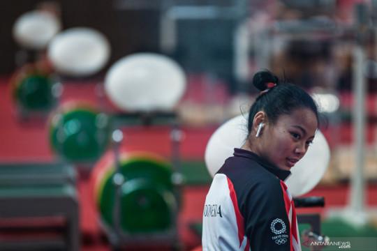 Menakar kans Windy sebagai peraih medali pertama Indonesia di Tokyo